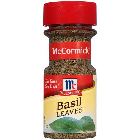 McCormick Basil Leaves, 0.62 oz