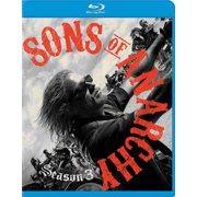 Sons of Anarchy: Season Three (Blu-ray)