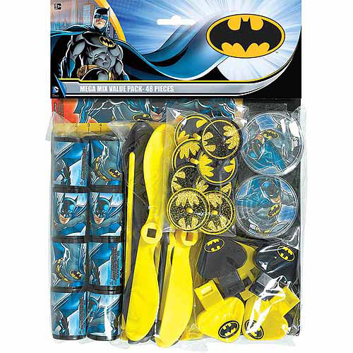 Batman Favor Set