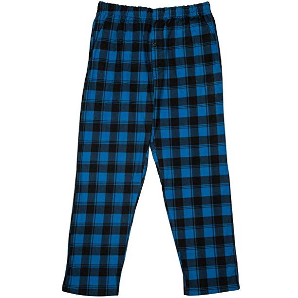 North 15 - North 15 Boy's Plaid Plush Fleece Pajama Pants-1205B-Design1-8 -  Walmart.com - Walmart.com