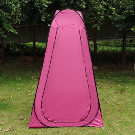 Outdoor Pop Up Camping Beach Hiking Shelter Dressing