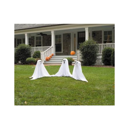 Halloween Group (SMALL GHOSTLY GROUP-3 PIECES)