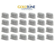GoldTone Brand Replacement Charcoal Water Filter Cartridges for Keurig Classic 1.0 and 2.0 Coffee Maker Machines [24 PACK]