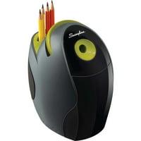 Swingline, SWI29967, Speed Pro Electric Pencil Sharpener, 1 Each, Graphite,Green