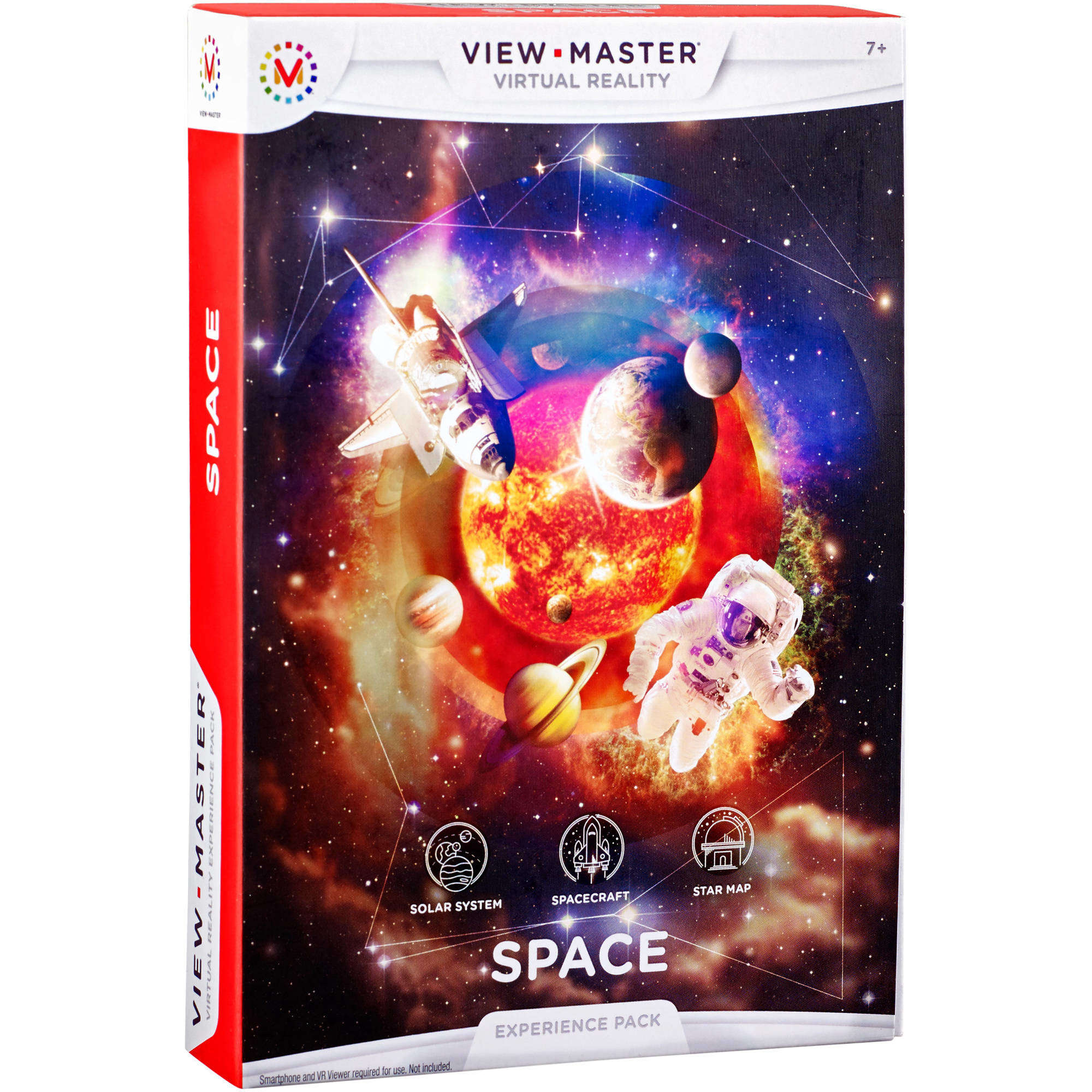 View-Master Experience Pack, Space Explorations by View-Master
