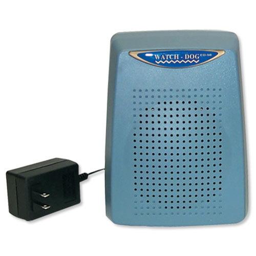 Barking Dog Alarm,Audible/Annunciation SAFETY TECHNOLOGY INTERNATIONAL ED-50