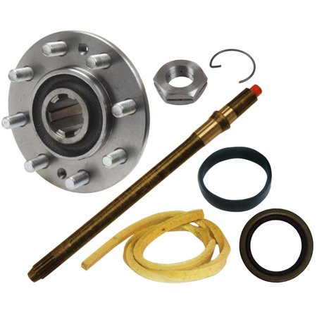 8N1171 8N4235C 8N4284 Rear Axle Hub & Seal Kit Made for Ford Tractor 8N Jubilee NAA - Front Hub Seal