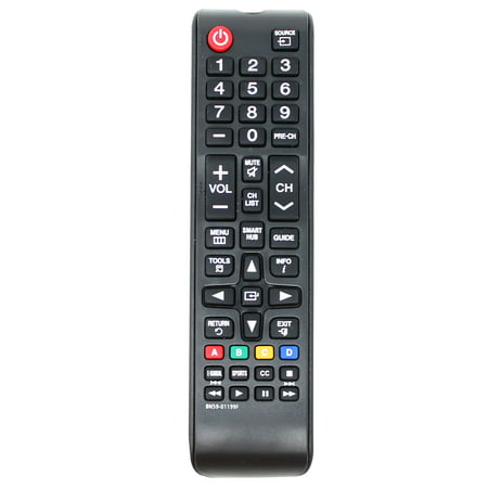 Replacement PN51F4550BFXZA TV Remote Control for Samsung TV - Compatible with BN59-01199F Samsung TV Remote Control - image 3 of 3