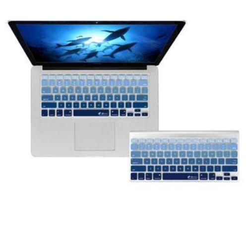 Kb Covers Keyboard Skin - Keyboard - Deepblues - Silicone (deepblues-m-cc)