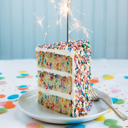 BIRTHDAY CAKE FRAGRANCE OIL - 2 OZ - FOR CANDLE & SOAP MAKING BY VIRGINIA CANDLE SUPPLY](Candle Cake)