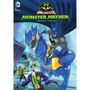 Batman Unlimited: Monster Mayhem (DVD) by WARNER HOME VIDEO