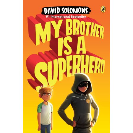 My Brother Is a Superhero - Jesus Is My Superhero