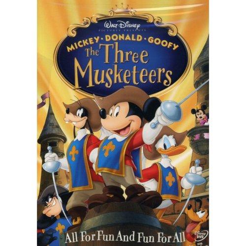 Disney - Three Musketeers [DVD]