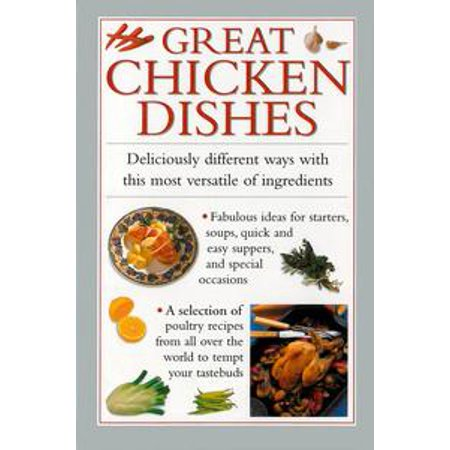 Great Chicken Dishes - eBook