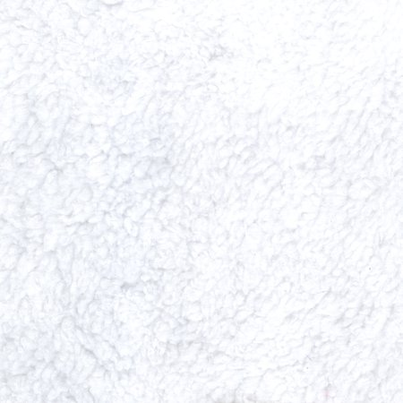 SHASON TEXTILE (2 Yards cut) LUXURY FAUX FUR SHERPA SOLID, WHITE.
