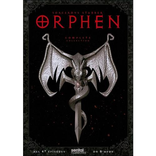 Orphen: Complete Collection