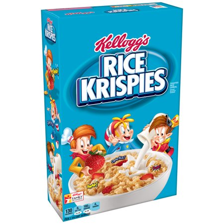 Kellogg's Rice Krispies Rice Breakfast Cereal, 18 Oz](Rice Krispies Recipes For Halloween)