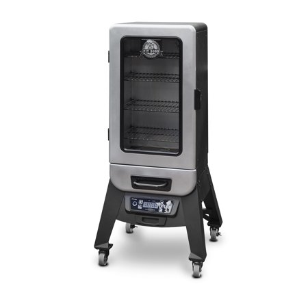 Pit Boss Silver Star 3-Series Digital Electric Vertical