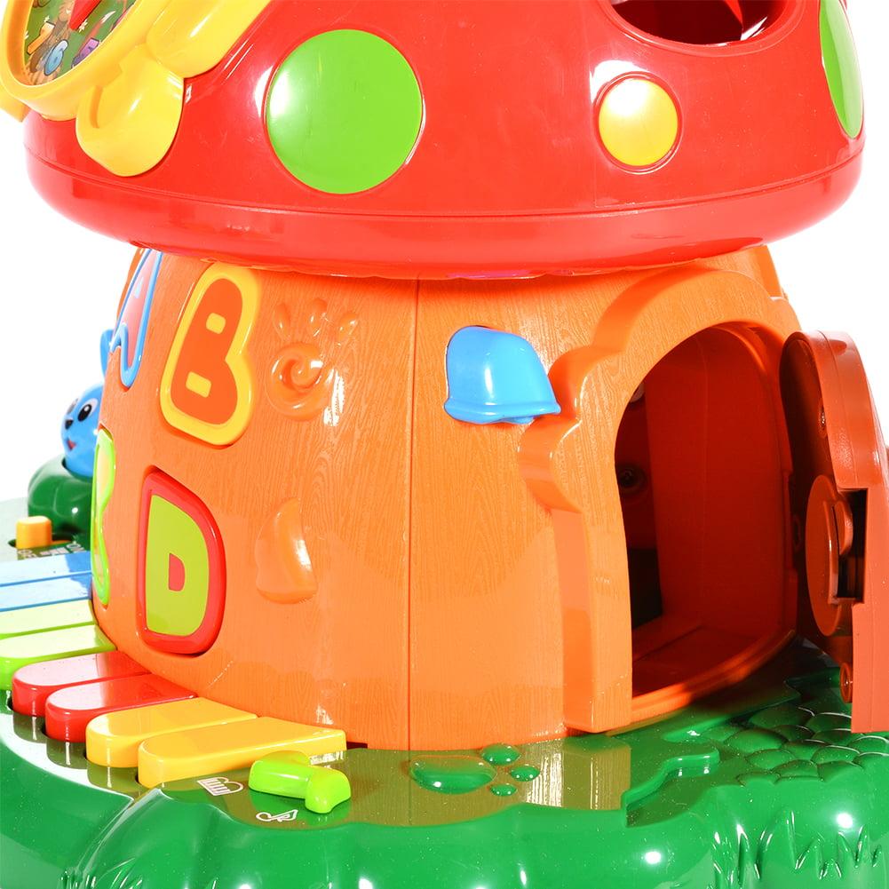 Magic Mushroom House Baby Electronic Learning Toys - image 6 of 8