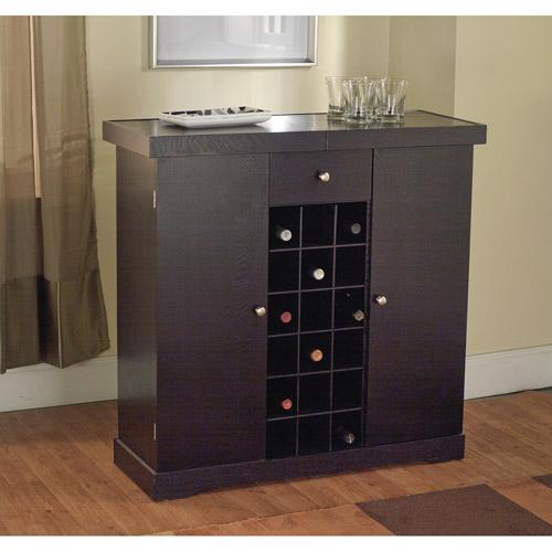 Wine Cabinet, Multiple Finishes