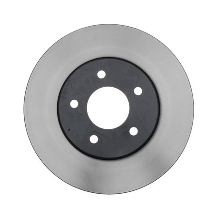 AC Delco 18A1424 Brake Disc, Stock Replacement, Front Driver Or Passenger Side Driver Side Brake Disc