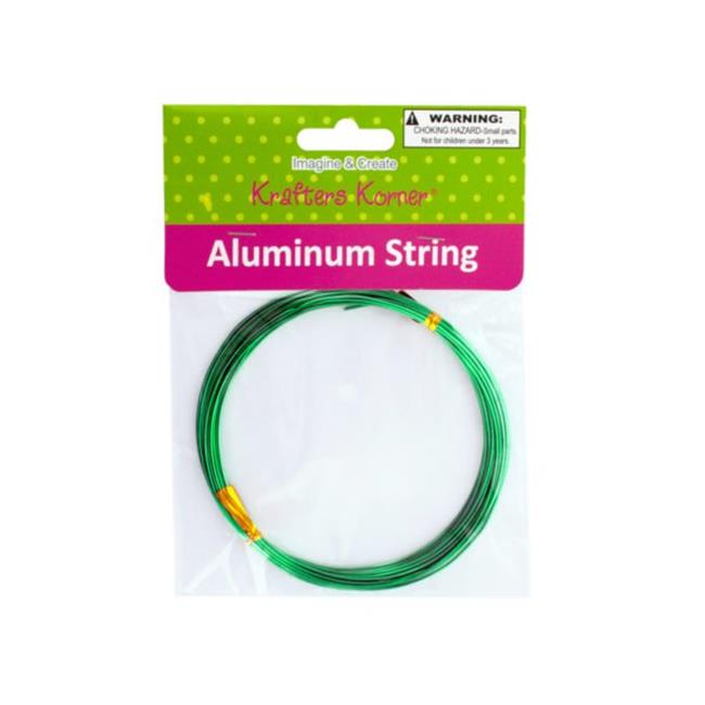 Kole Imports AC012-20 Aluminum Craft Wire - Pack of 20 - image 1 of 1