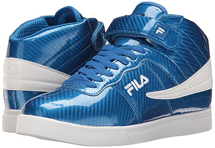 Fila VULC 13 WINDSHIFT Mens Prince Blue Midcut Sneaker Shoes by Fila