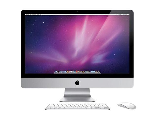 Apple iMac MB952LL A-R Core 2 Duo 3.06 GHz 4 GB DDR3 1 TB HDD ATI Radeon HD 4670 Mac OS X v10.6 Snow Leopard Refurbished by Apple
