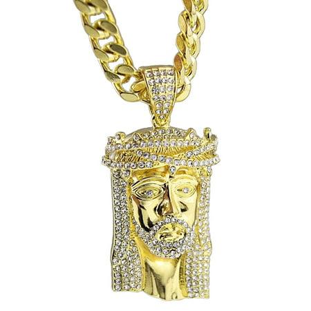 30 Inch Hip Hop Chain (Thorn Jesus 30