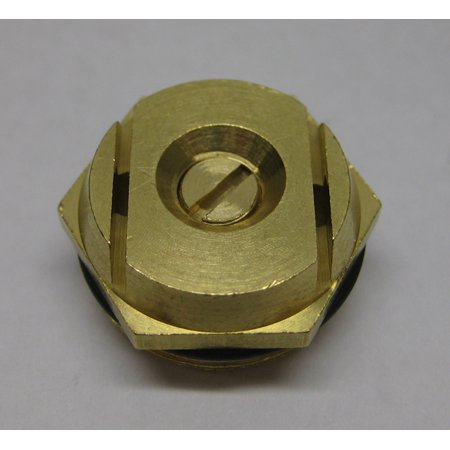 Strip Nozzle - Orbit 2pk 15' Brass Spray Nozzle 4' x 20' Center Strip Pattern Water Nozzles
