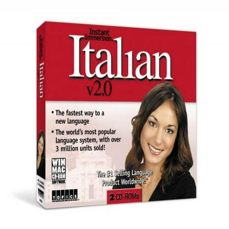 Instant Immersion Italian V2 0