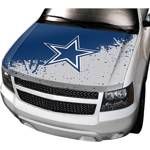 Dallas Cowboys NFL Auto Hood Cover