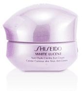 Shiseido White Lucent Anti-Dark Circles Eye Cream .53 Oz.
