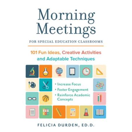 Morning Meetings for Special Education Classrooms - eBook