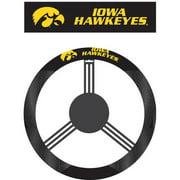 NCAA Iowa Hawkeyes Steering Wheel Cover