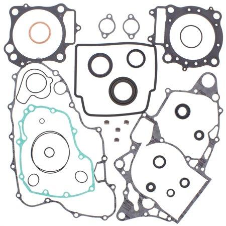 New Complete Gasket Kit w/ Oil Seals Honda TRX450R 450cc
