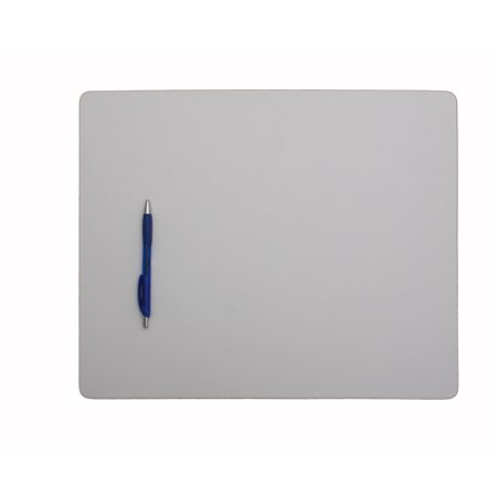White Leatherette X Conference Table Pad Walmartcom - Conference table pads