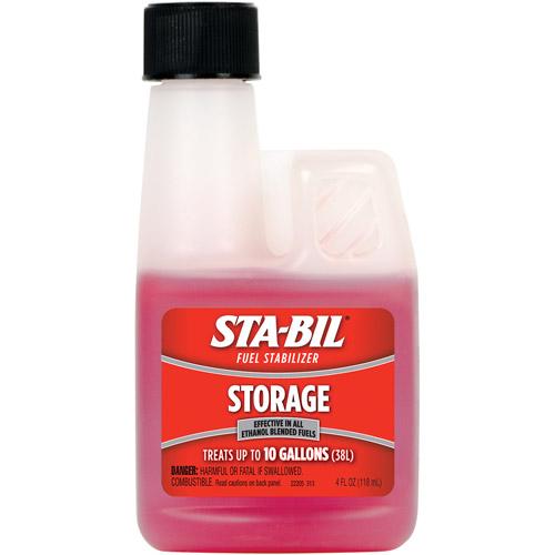 STA-BIL (22205) Storage Fuel Stabilizer, 4 fl oz