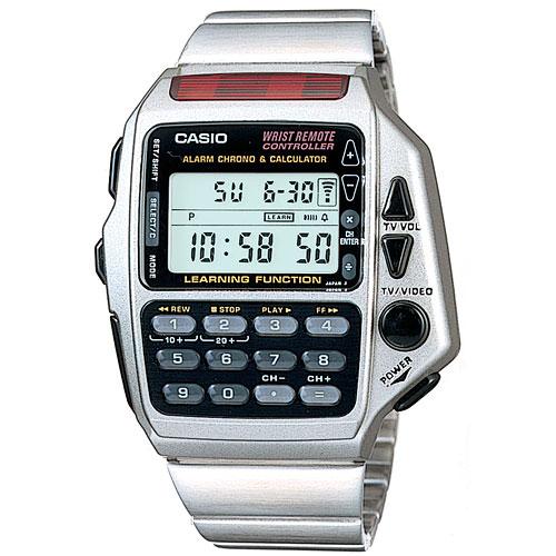Casio Tv Remote With 8 Digit Calculator