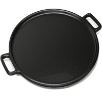 Home-Complete 14 Inch Cast Iron Pizza Pan