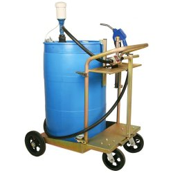 DEF 55 GALLON DRUM DISPENSING SYSTEM