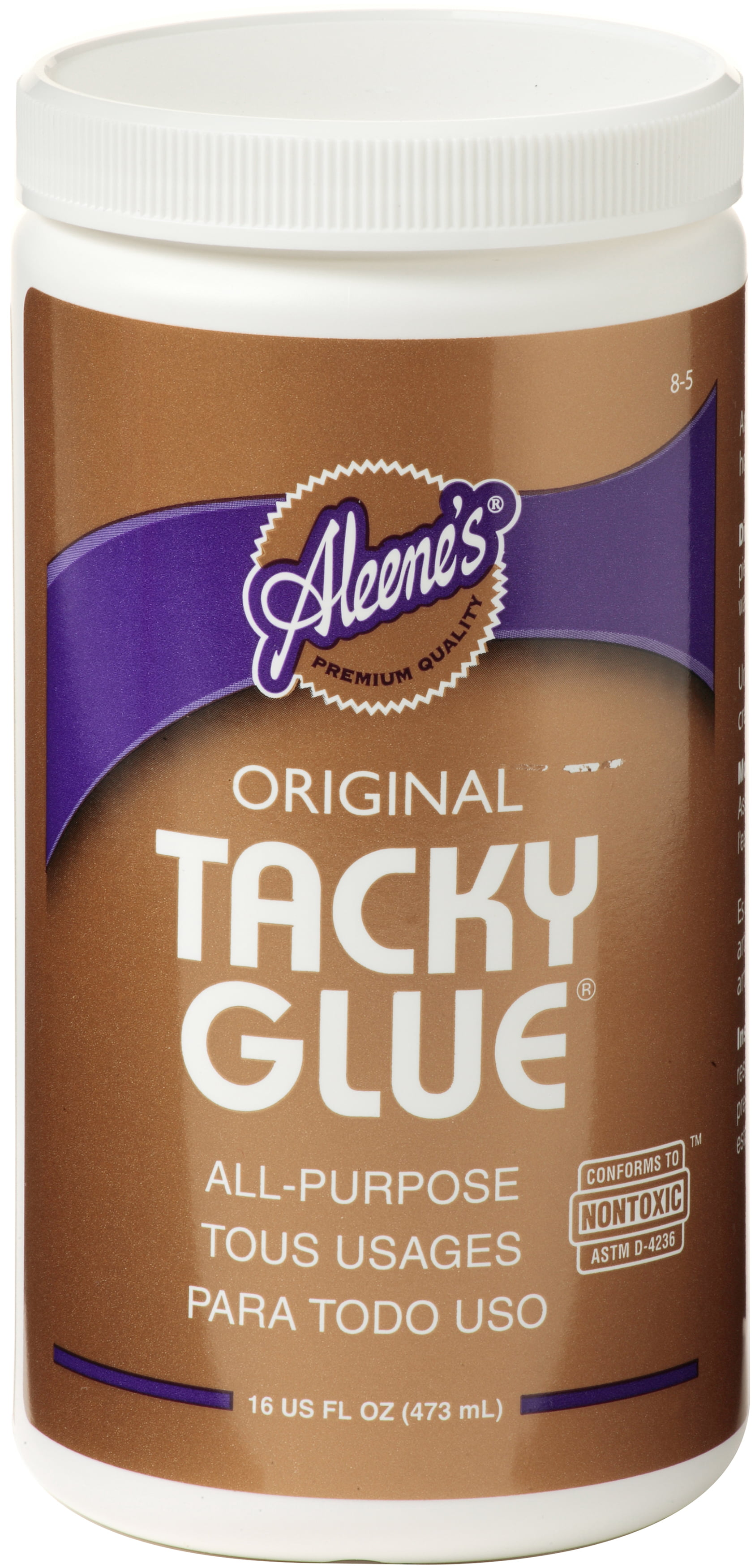Aleene's Original Tacky Glue Jar-16oz by I Love To Create