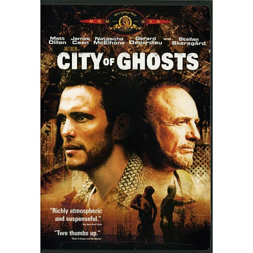 City of Ghosts by