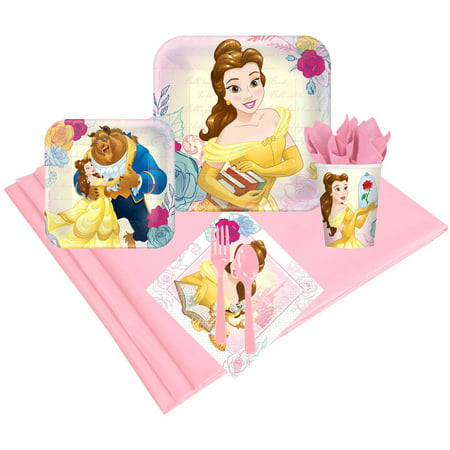 Disney Beauty and the Beast 16 Guest Party Pack (Beauty And The Beast Party)