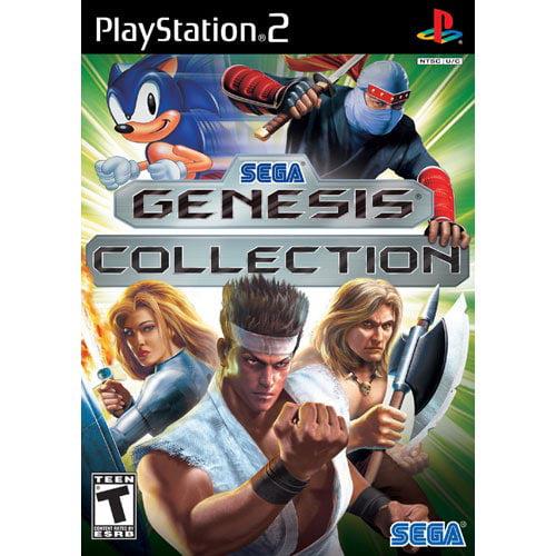 Sega Genesis Collection - PlayStation 2