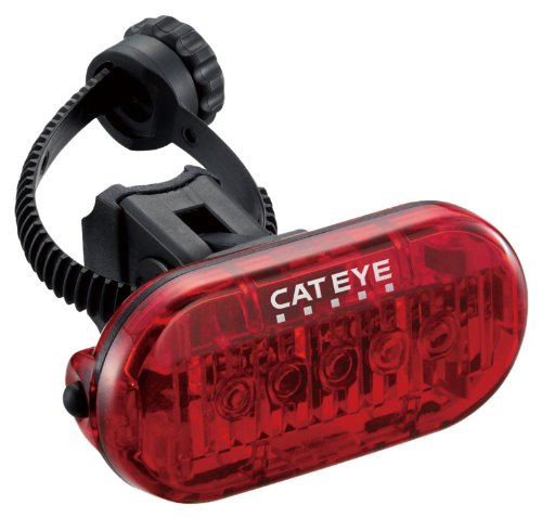 Omni 5 Bicycle Front Safety Light, HLEL140 Fits TLLD155F Taillight Front Go Combo Interior Headlight 194 festoon LD610 CATEYE Light SP12 Computer from Omni Pack.., By CatEye