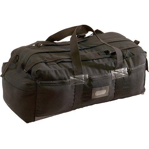 Texsport Canvas Tactical Bag, Black