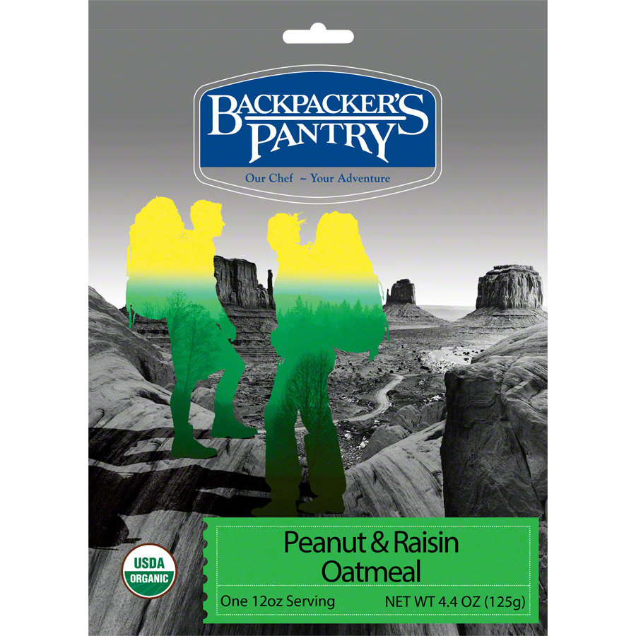 Backpacker's Pantry Peanut Butter Raisin Oatmeal by Backpacker's Pantry
