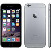 Refurbished Apple iPhone 6 Plus 128GB, Space Gray - Unlocked GSM