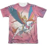 She Ra Sky Power (Front Back Print) Mens Sublimation Shirt